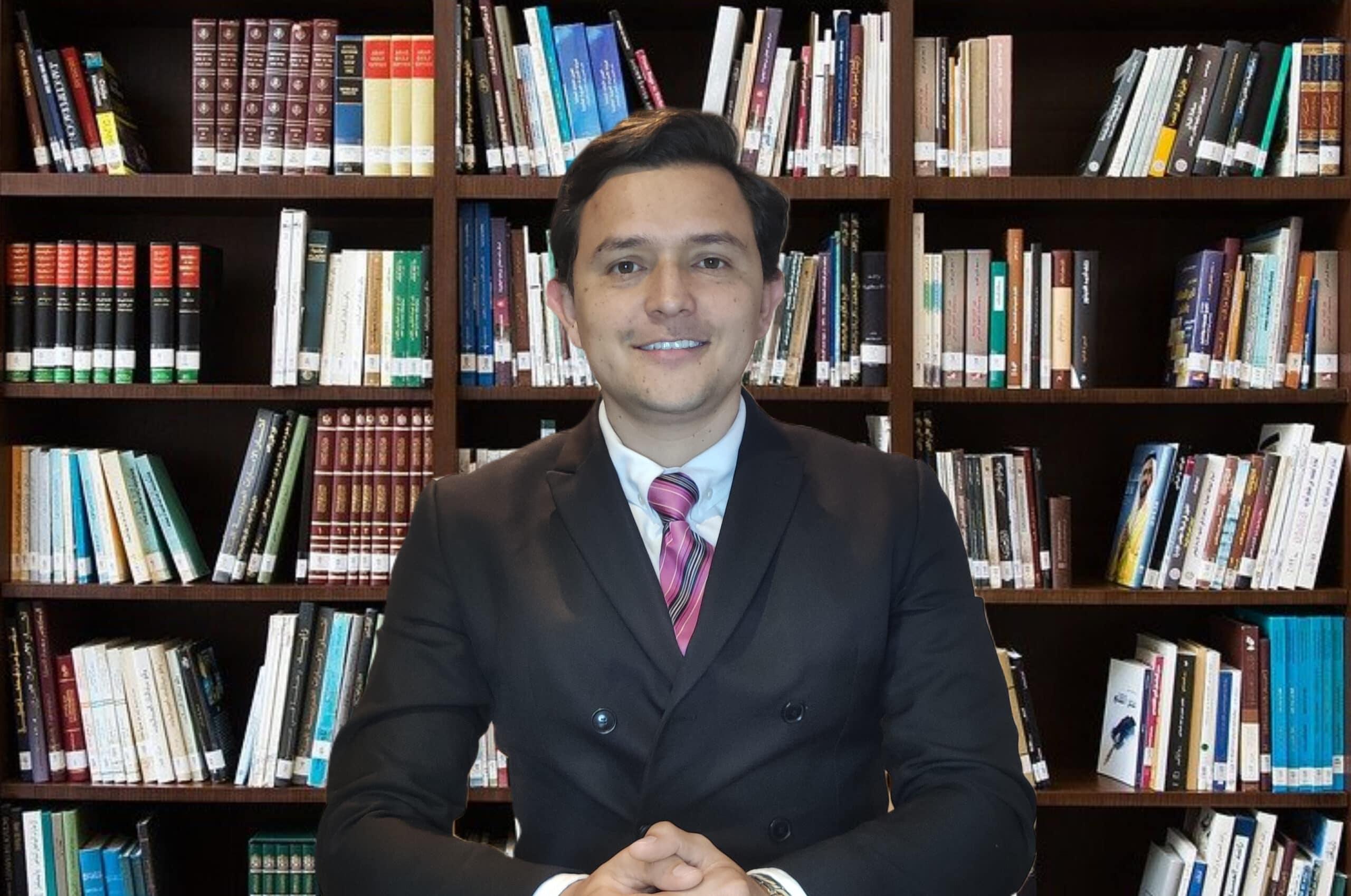 Foto Dr. Cesar Cuervo - perez y Perez
